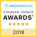 Wedding Wire Awarded