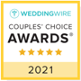 Wedding Wire 2020 Awarded